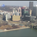 Wow! #Pittsburgh is Blinging in the sunshine this afternoon! @wtae http://t.co/hMGaicVjHt