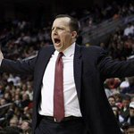 RT @sportsmockery: One of these days Thibs is gonna rip off his tie and jack Boozer in the face. #CantWait #SeeRed #BeatTheHeat #Bulls http://t.co/Em7RqSEUhE