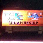 #LadyVols are looking for their 2nd #BeSECWBB title in Duluth. They beat UK here for the trophy in 2010, 70-62. http://t.co/PZR11cGWz2