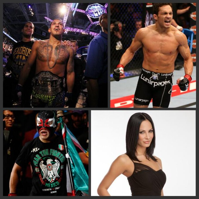 Ready for our events for #UFC171 w/ @Showtimepettis, @EllenbergerMMA, @Goyito_Perez, & @KendaPerez? Is it Friday yet? http://t.co/pnokrUwaLV