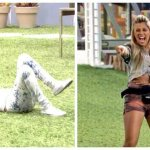 RT @Lane_MyLife: SLIM E ANGELA COM CARA DE KOO POR SABER Q AS MENINAS TAO BOMBANDO NO TT E FACE #BBB14 http://t.co/DYyS3GUwfn