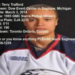 RT @Ptbo_Canada: Missing OHL player, please RT. http://t.co/FKgHAYcsQu
