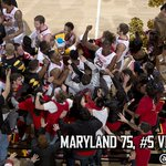 RT @TerrapinHoops: RECAP: Maryland shocked #5 Virginia in its ACC finale Sunday http://t.co/Gq08VDjweX http://t.co/cEX9cSLPML
