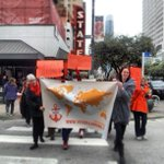 #VesselLanding on the march at #SXSW earlier today after @Vesselthefilm world premiere #txlege #abortion #Austin  http://t.co/mjNago8UGo
