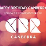 RT @KarenmRadford: Happy 101st birthday beautiful #CBR ! http://t.co/AbU3ICb7Tg