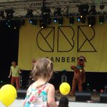 Happy crowd at Scooby Do Show #Stage88 #CBR Happy 101st birthday Canberra! http://t.co/HoX7BWYnnC