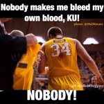 Can we all agree that this was the turning point yesterday? #BleedingNoreen #WVU http://t.co/QlPHIQKPLf