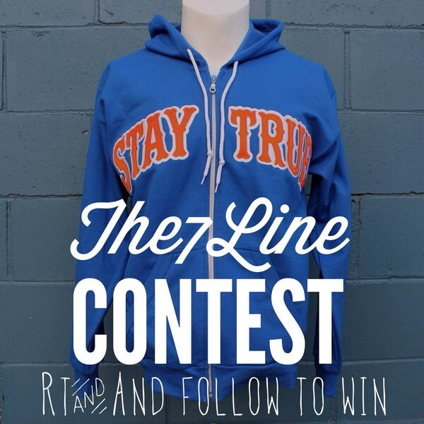 Who wants this sweatshirt FOR FREE?!?! RT this tweet and must FOLLOW @The7Line to win. Winner picked in the morning. http://t.co/aWdqtEevzh