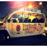 RT @SpringBreakATX: Shout out to @LastCallCabs.Youll be seeing them around town taking you from point A to point #SBATX #ATXtraffic #ATX http://t.co/Ajmrf4q3xI