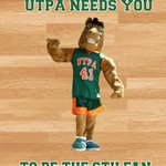 RT @UTPA: Bucky needs you! #6thFan #UTPA http://t.co/INts1vlJ64