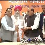 RT @ANI_news: Former Asom Gana Parishad President Chandra Mohan Patwari and AGP leader Hiten Goswami join BJP http://t.co/jxXva09GnF