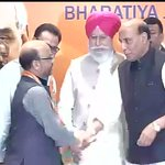 Former Asom Gana Parishad President Chandra Mohan Patwari and AGP leader Hiten Goswami join BJP http://t.co/st8bwr8Gcc