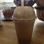Beautiful day in Chester who fancies a frappuccino ? #chestertweets #visitchester http://t.co/SltmcOZq0J