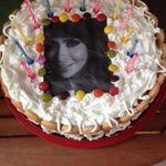 Aww! Happy Birthday!x oP RT @TeamAbdulSerbia: @PaulaAbdul @SYTYCDAU It's my birthday today look who is on my cake http://t.co/WZDKGRUHaN
