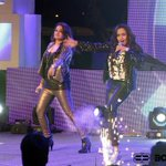 RT @PerceptEMC: The awesome duo @ShwetaPandit7 and @shraddhapandit at @BollyBoomIndia   Jaipur! http://t.co/ZK4u7W8lZI