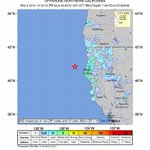 BREAKING NEWS: 6.9 Earthquake Strikes off Northern Calif. Coast: http://t.co/avtWAdwJED #earthquake http://t.co/5hzDOG0vRV