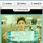 Haters..see this pic..BTOB Sungjae r #PrayForMH370..u should Proud not Bash them pabo!! #PrayForMH370 http://t.co/HTw01ai1CP