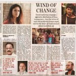 RT @DoneChannel1: Wind of change - article in @TheHindu @yrf @Dhananjayang #foxstaxstudios