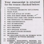 RT @BabaJogeshwari: Movie script rejection letter from the 1920s