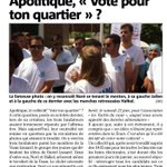 "RT @CivitaMickael: Le collectif ""Vote pour ton quartier"" attribue leur meilleur note à @davidlisnard. Cest LA surprise de la journée. http://t.co/wfjCxn0pnn"