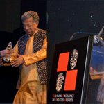 RT @jaytweetshah: META 2014 Lifetime Achievement Award recipient: The master thespian Girish Karnad. @anandmahindra @Prakashukla http://t.c…