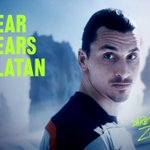 Fear to Zlatan is like gas to a turbo charged sports car. The more you put in the further you go. #DareToZlatan http://t.co/rZZGJM5hbs