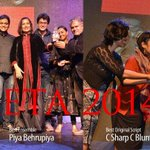 RT @jaytweetshah: META 2014 Best Director, Ensemble, Script, Production @anandmahindra @AzmiShabana @METAwards @MahindraCulture http://t.co…