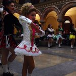 RT @CityRochesterNY: Young School of Irish Dance at City Hall presser. #ROC http://t.co/qYlEfADSKN