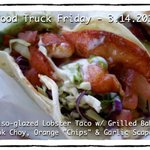 in 4 days ... #LobsterTaco Special at #FoodTruckFriday on the @SouthEndCLT http://t.co/n9P91f6W9S