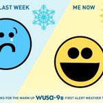 Most of #DC #MD & #VA feeling like this: Were loving these warmer temps! Thnx @Toppersweather @hbwx @ericagrow http://t.co/qbVJ316eV5