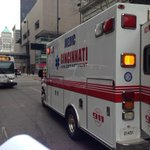 4 people transported after car and Metro bus collide at 6th and Main downtown. @wcpo http://t.co/HEEqiEEYcr