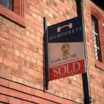 A lovely shot of one of our sold boards in the #sunshine! #Chester #Property #Chestertweets http://t.co/NnFDntPVTY