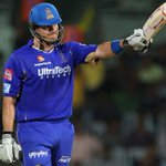 Rajasthan Royals have a new captain for the 2014 season. http://t.co/qGh41BtG8S