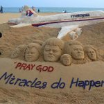 """@euronews: Picture of the day: ""Pray God, Miracles do Happen"" (Image credit: Reuters/Stringer) #MH370 http://t.co/oyojgpJarF"""