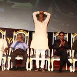 Glimpses from #Kochadaiiyaan music launch event. Pic 2... http://t.co/EUjW84ydqr