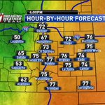 Wow! Cant beat this, huh? Dont get too used to it, though. Tue. PM wind chills 10s & 20s with rain/snow. #COWX http://t.co/Wi0v9htnFI