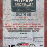 15 Maret: @4thMusicGallery with @thesigit @AHSPmusic @OM_PMR @adhitiasofyan @morfem_band @SOREband many more http://t.co/uyVY1l5ot1