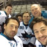 Hey @TheEllenShow, how did @ABurish37 do with his #SJSharks photo day selfie? http://t.co/7HunTGHcbU