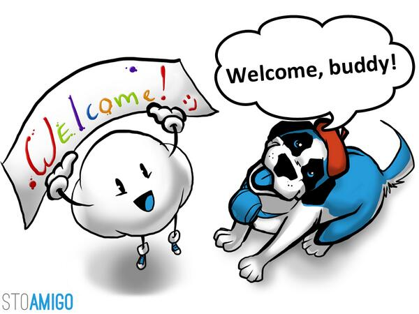 Whoo-HOO! Hello buds, old & new! Special thanks to @Corp_Tech_Group for getting us to the 900 mark. WELCOME to all! http://t.co/SJ3uaRD1r5