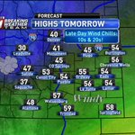 Dont be caught off guard tomorrow...a BIG change is headed our way! http://t.co/JqWV04RNSN #COWX #MOODYMARCH http://t.co/maIFO9HgWj