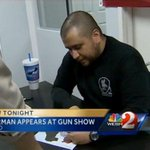 George Zimmerman signs autographs, poses for pics as celebrity guest of Florida gun show http://t.co/ZhZ4oayMqI http://t.co/twNchLIFJE
