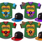 RT @brodiebrazilCSN: The @FresnoGrizzlies will be wearing these #TMNT jerseys on Aug 2nd. Cowabunga! #SFGiants http://t.co/YI3Qa4CUL6