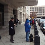 Photographers await arrival of businessman Jeffrey Thompson at DC federal court http://t.co/WyfUuCDzwV
