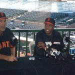 Bonds in the house! @kron4news http://t.co/hNfAWW0SH0