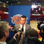 RT @nyknicksdleague: #Knicks Asst. GM @ALLAN_HOUSTON takes questions after announcing new @nbadleague partnership in White Plains. http://t.co/QZnjieAHuU