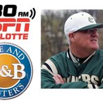 Coach #Loren Hibbs will be on @ESPN730 tonight live from Dave & Busters- Concord Mills from 7-8. Questions #AskHibbs http://t.co/cNYAVqrcRh