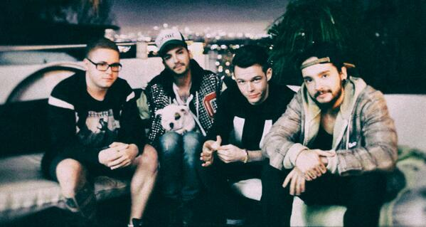 Great family traditions never die… for a 2014 Musical March Madness nomination tweet: @tokiohotel @mtvnews #MMM http://t.co/uvds8o8RcB