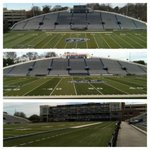 Site visit at ODU for @herdfb. Only a 6.5 hrs driving time from Huntington http://t.co/x8zvUB9hOI