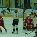 STICK TAPS to @ASUD1Hockey, whose win tonight sends them to the ACHA National Title game! http://t.co/DfeCUeCDb1 http://t.co/Xw4yDagXlt