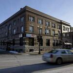 RT @PostCrescent: Residents of the historic Hotel Menasha are being asked to relocate. http://t.co/Z5sE39z3c2 http://t.co/NQCzDp2iXY